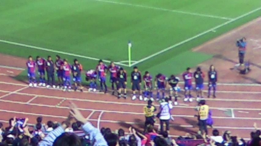 若い力【FC東京対モンテディオ山形@国立】