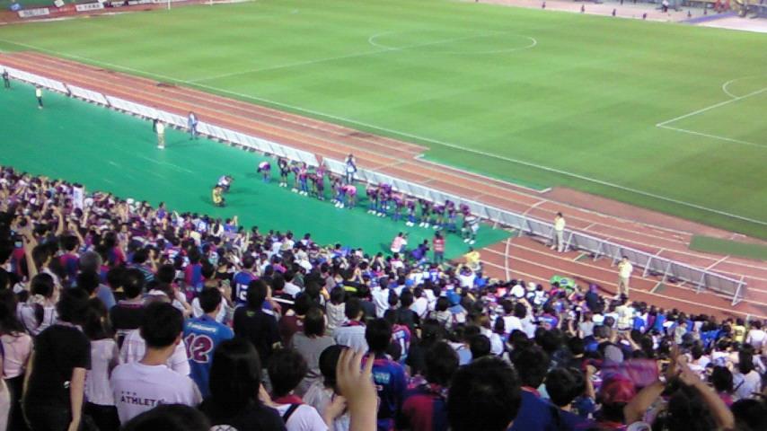 何をやってもうまくいく【FC東京対清水エスパルス@国立】