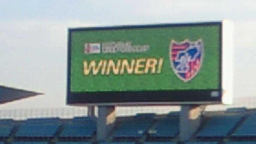 3年前のリベンジを果たす【Jユースサンスタートニックカップ決勝FC東京<br />  U-18対サンフレッチェ広島ユース<br />  @長居陸上】