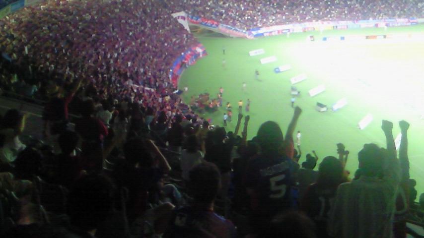 【J特】もったいない【FC東京対ヴィッセル神戸@味スタ】