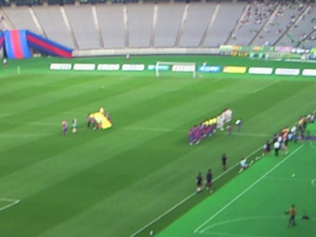 【J特】力の差《FC東京対ガイナーレ鳥取@味スタ》