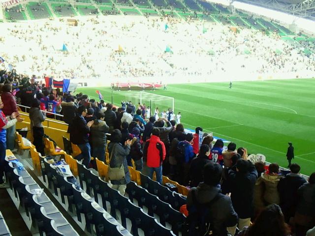 【J特】タフになった。《ヴィッセル神戸対FC東京@ホームズスタジアム神戸》