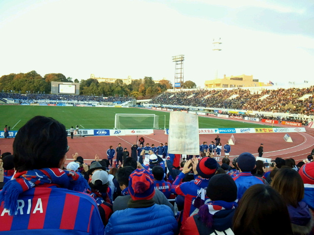 【J特】控えが弱いのか《ガンバ大阪対FC東京@万博》