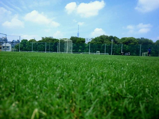 大人のサッカー教室