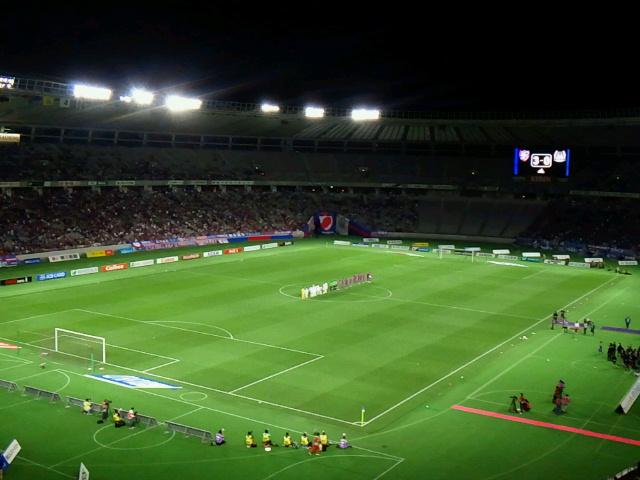 ゴール出んウィーク終了【20140517<br />  FC東京対ガンバ大阪@味スタ】